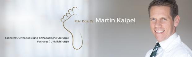 Priv. Doz. Dr. Martin Kaipel